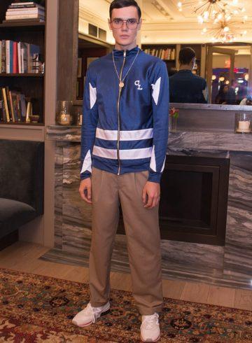 Christopher Lowman Spring 2018 Men's Fashion Show