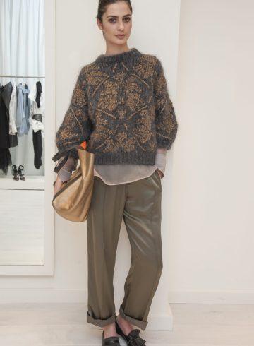 Brunello Cucinelli Fall 2017 Fashion Show