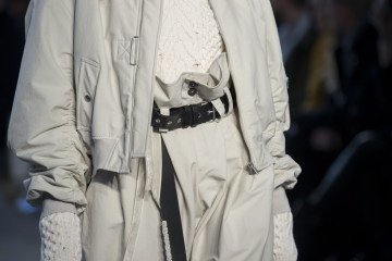 Damir Doma Fall 2017 Menswear Fashion Show Details