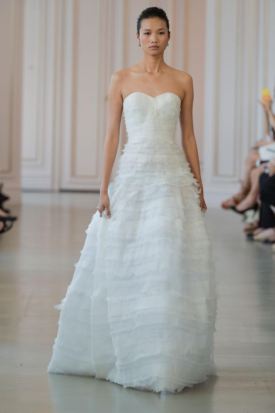 Oscar de la Renta | Spring 2016 Bridal - The Impression