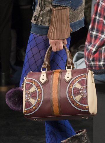 Desigual Fall 2017 Fashion Show Details