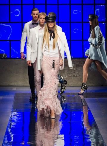 Dsquared2 Spring 2018 Fashion Show