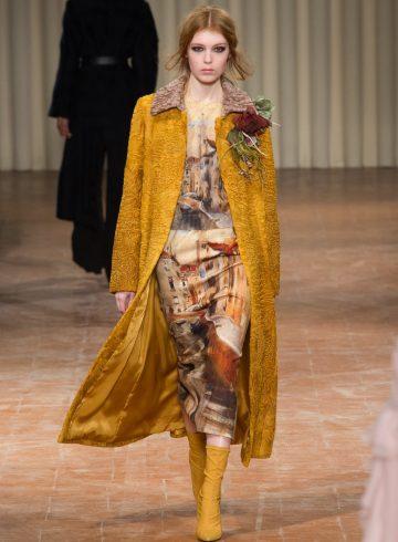 Alberta Ferretti Fall 2017 Fashion Show