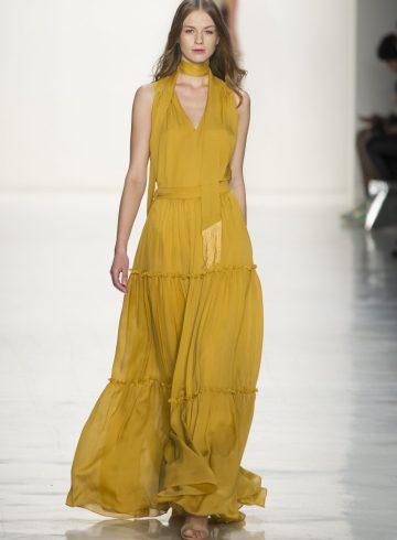 Erin Fetherston Fall 2017 Fashion Show