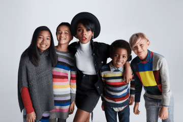 Meet in the Gap with Janelle Monáe this 2017 Holiday Season