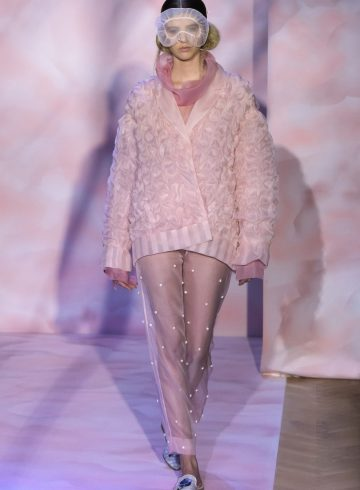 Gattinoni Spring 2017 Couture Fashion Show