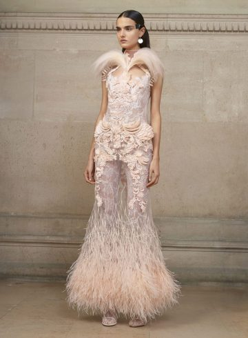 Givenchy Spring 2017 Couture Fashion Show