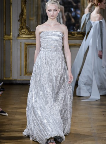 Antonio Grimaldin Fall 2017 Couture Fashion Show