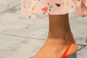 Carolina Herrera Spring 2018 Fashion Show Details