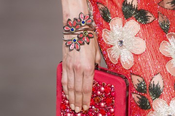 Georges Hobeika Fall 2017 Couture Fashion Show Details