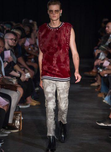 Icosae Spring 2018 Men's Fashion Show