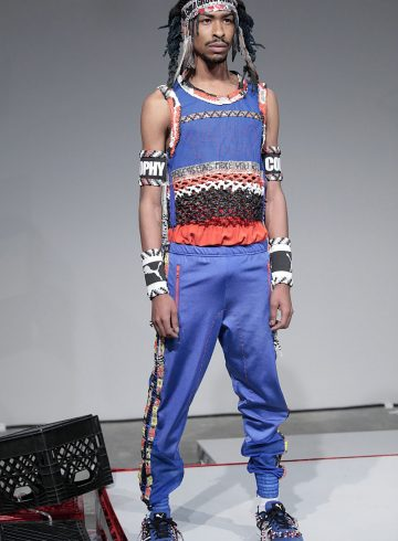 Jahnkoy Fall 2017 Men's Fashion Show