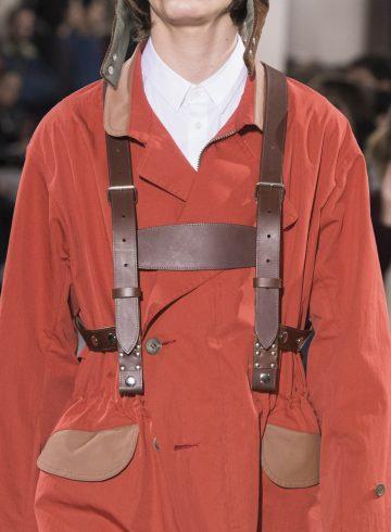 Julien David Fall 2017 Menswear Fashion Show Details