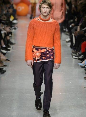 Katie Eary 2017 Menswear Fashion Show