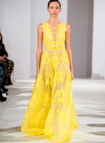 Celia Kritharioti Spring 2017 Couture Fashion Show