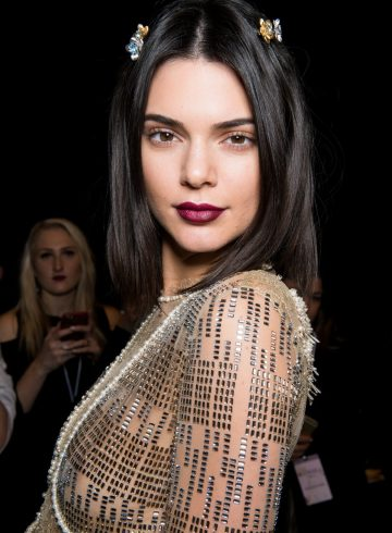 La Perla Fall 2017 Fashion Show Backstage Beauty