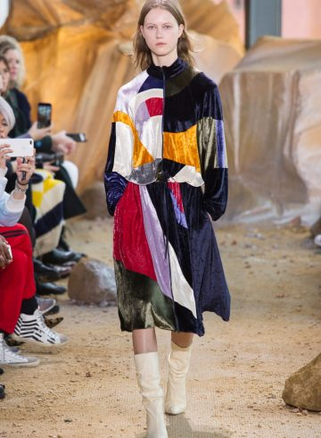 Lacoste Fall 2017 Fashion Show