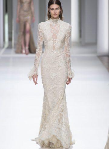 Galia Lahav Spring 2017 Couture Fashion Show
