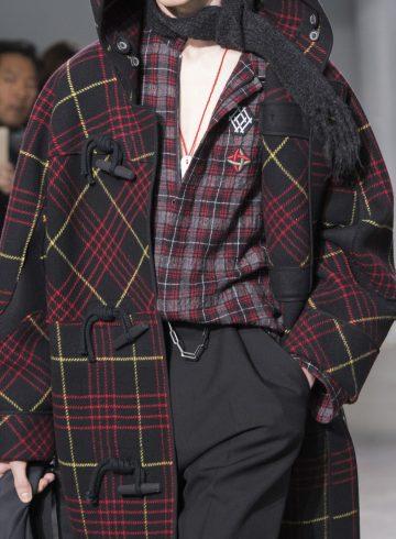 Lanvin Fall 2017 Menswear Fashion Show Details