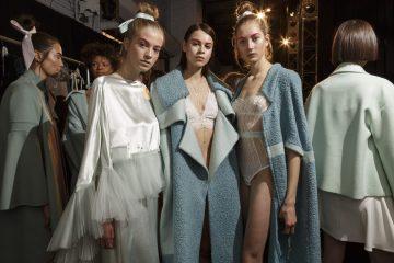 Lanyu Fall 2017 Fashion Show Backstage