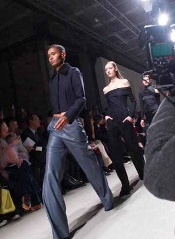 Guy Laroche Fall 2017 Fashion Show Atmosphere