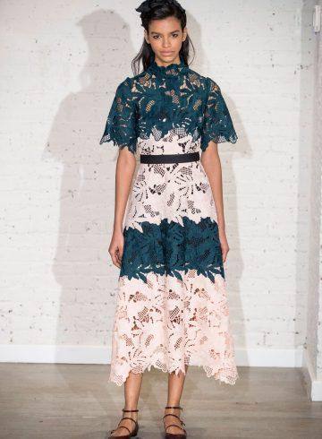 Lela Rose Fall 2017 Fashion Show