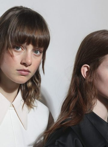 Lemaire Spring 2018 Fashion Show Backstage Beauty