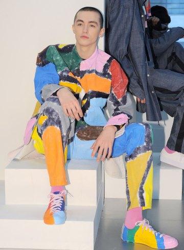 Lou Dalton Fall 2017 Menswear Fashion Show