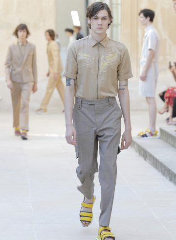 Luis Carvalho Spring 2018 Men's Fashion Show
