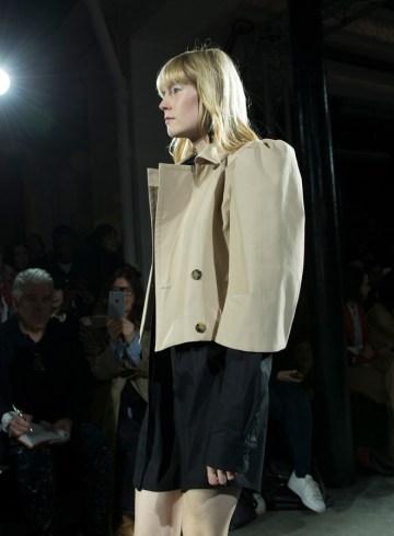 Lutz Huelle Fall 2017 Fashion Show Atmosphere