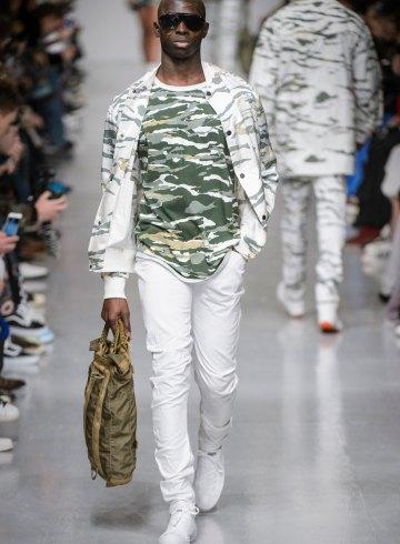 Maharishi Fall 2017 Menswear Fashion Show