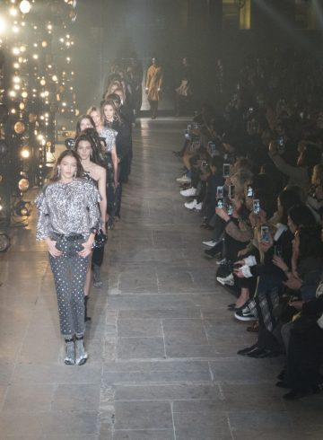 Isabel Marant Fall 2017 Fashion Show Atmosphere Cont.