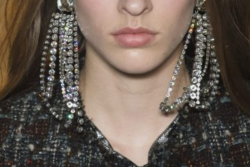 Isabel Marant Fall 2017 Fashion Show Beauty