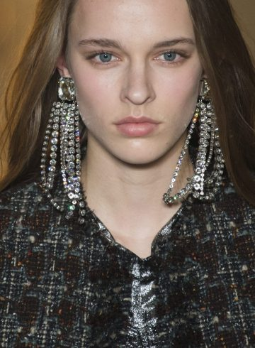 Isabel Marant Fall 2017 Fashion Show Beauty