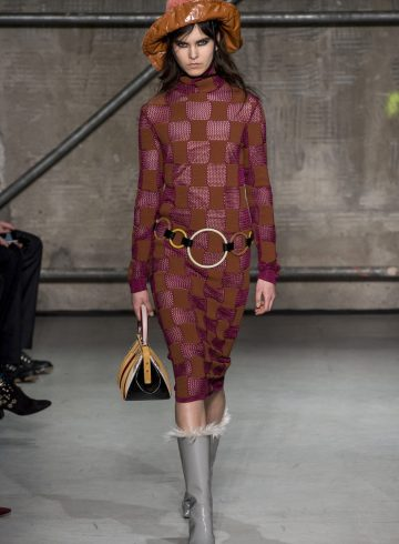 Marni Fall 2017 Fashion Show