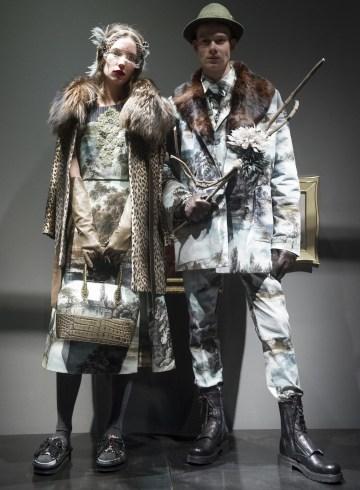 Antonio Marras Fall 2017 Menswear Fashion Show