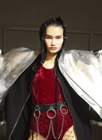 Masha Ma Fall 2017 Fashion Show Backstage Cont.
