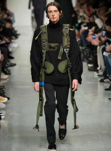 Matthew Miller Fall 2017 Menswear Fashion Show