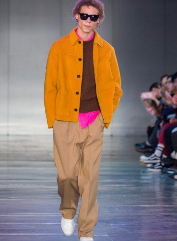 Alexandre Mattiussi Fall 2017 Menswear Fashion Show
