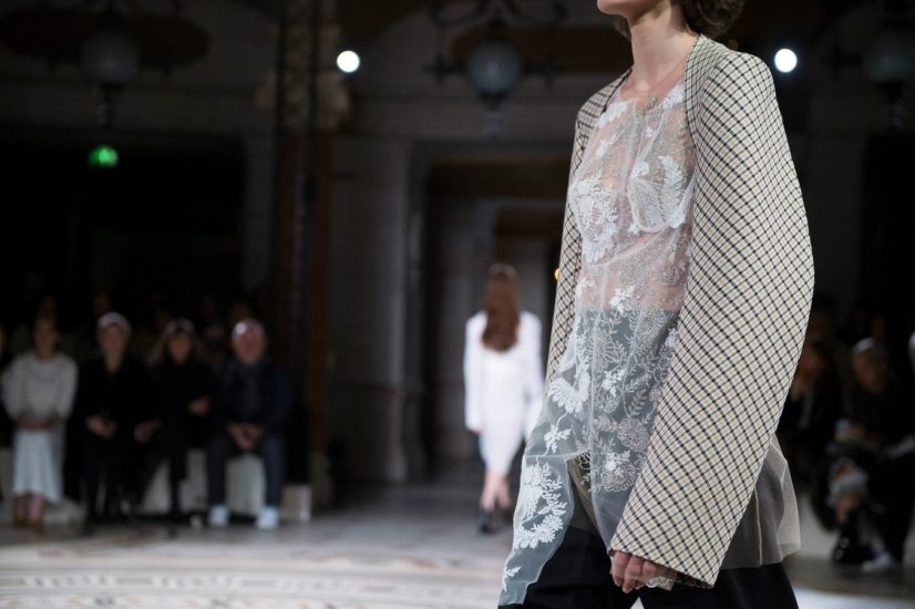 Fashion Trends Fall 2017, Sheer Genius