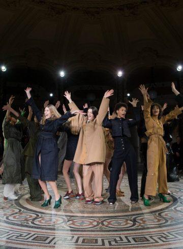Stella McCartney Fall 2017 Fashion Show Atmosphere