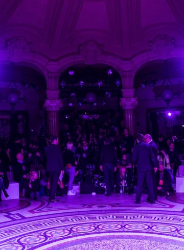 Stella McCartney Fall 2017 Fashion Show Atmosphere Cont.