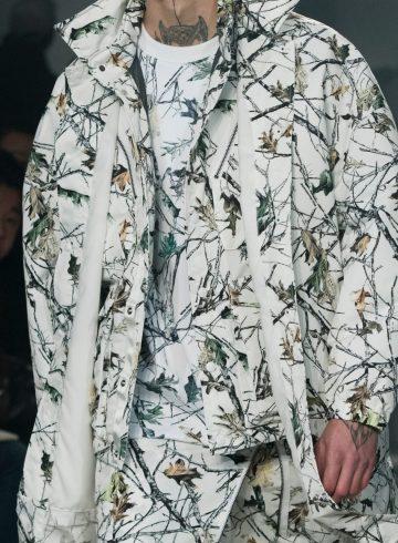 White Mountaineering Fall 2017 Menswear Fashion Show Details