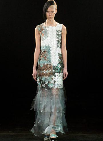 Yuima Nakazato Spring 2017 Couture Fashion Show