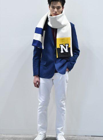 Nautica Fall 2017 Men's Fashion Show