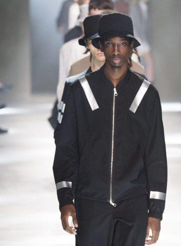 Neil Barrett Spring 2018 Men's Fashion Show Atmosphere