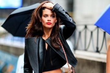 New York fashion week Street Style September 2016 photo
