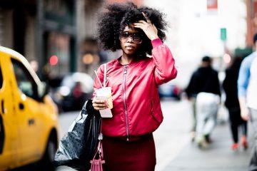 New York Fashion Week Street Style Day 1 Fall 2017