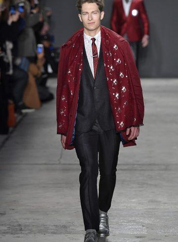 Nick Graham Fall 2017 Menswear Fashion Show