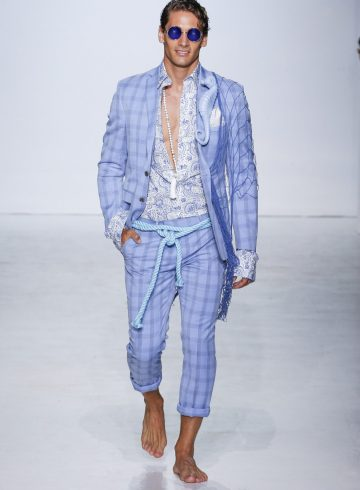 Nick Graham Spring 2018 Men's Fashion Show